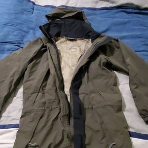 Patagonia rain insulated jacket
